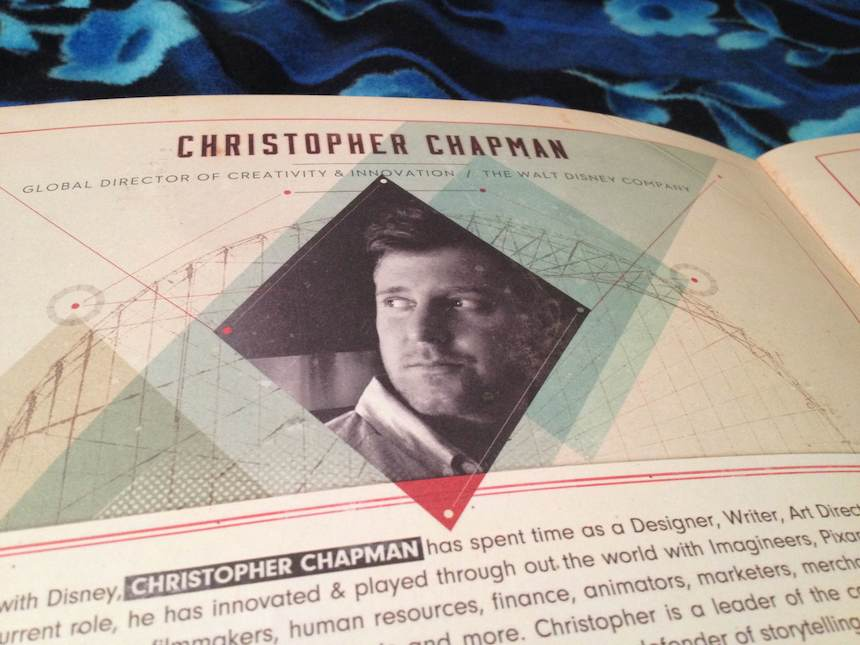 Christopher Chapman